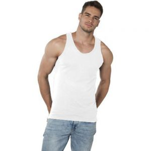 M&O TANK TOP ADULTO SOFT BLEND 100% ALGODÓN  XS-XL