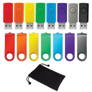 USB 16GB GIRATORIA MIX   MATCH       PER