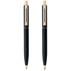 SET  SHEAFFER  SENTINEL  NEGRO  ACC   DR