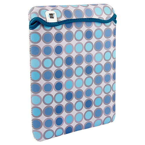 FUNDA PARA TABLET LEGEND CIRCULOS AZULES