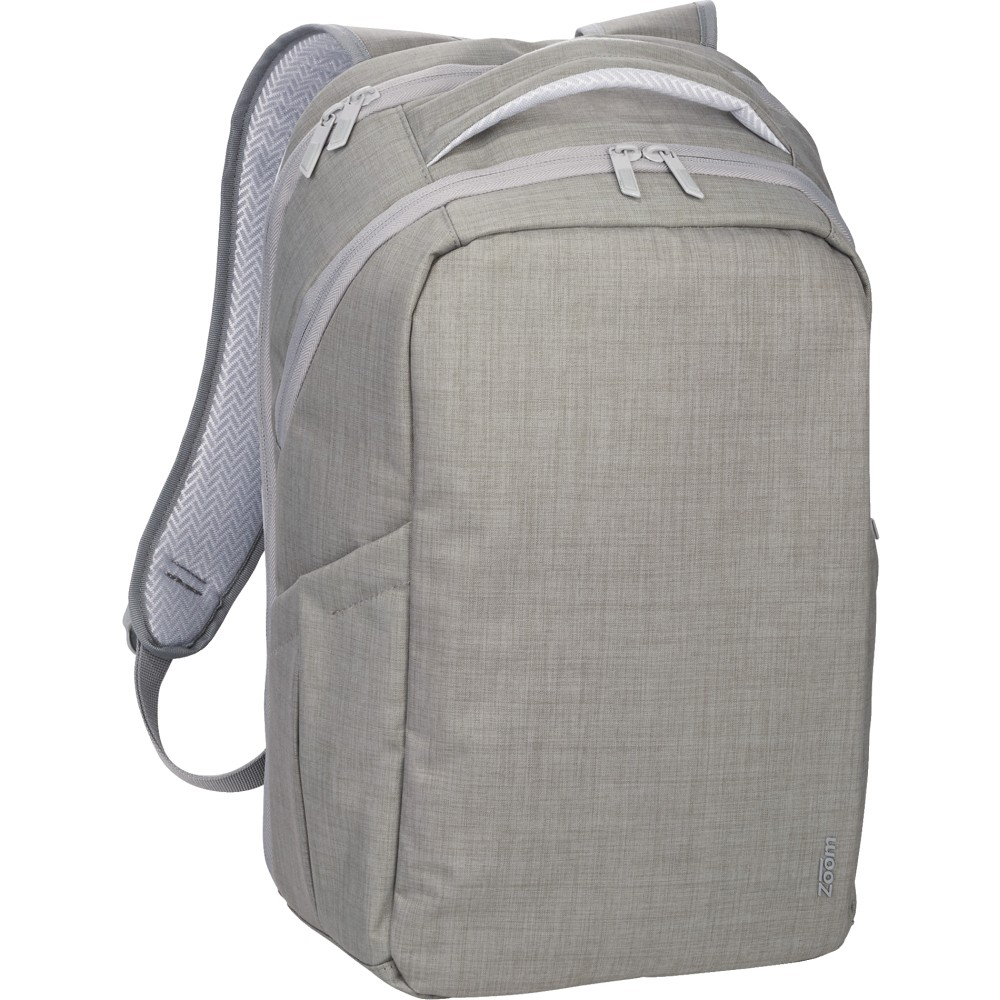 MOCHILA P LAPTOP 15  ZOOM GRID        GR