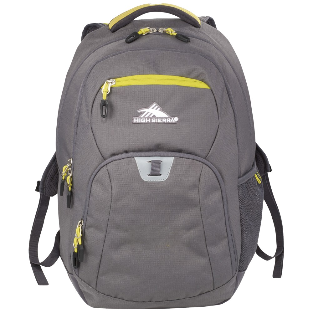 MOCHILA LAPTOP 15  BTS HIGH SIERRA    GR