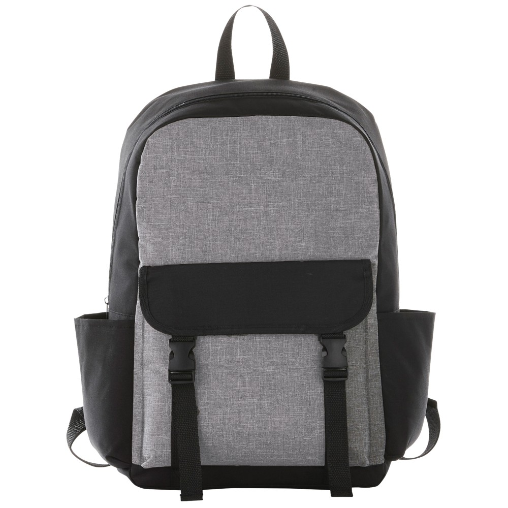 MOCHILA P LAPTOP 15  BUCKLE           GR