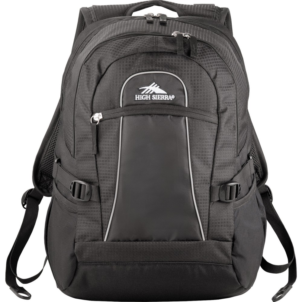 MOCHILA P LAPTOP LEVEL HIGH SIERRA    NG