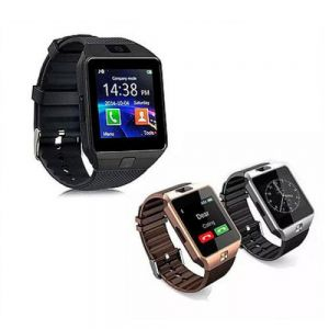 SMART WATCH INFINITY COMPATIBLE CON IOS Y ANDROID, CONEXIÓN VIA BLUETOOTH, CAMARA INTEGRADA. EXTENCIBLE EN PVC.