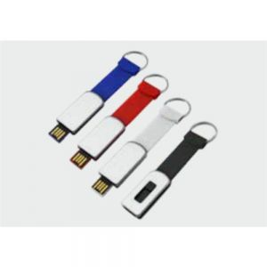 USB LLAVERO DE 4GB COLOR AZUL, ROJO, BLANCO Y NEGRO